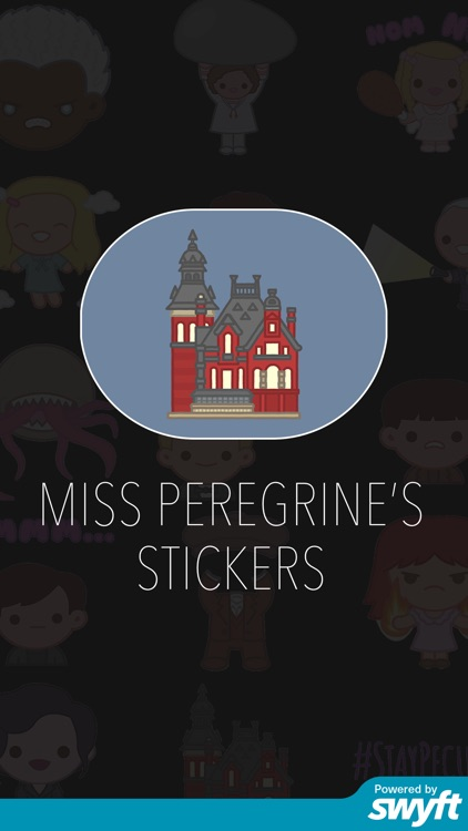 Miss Peregrine's Stickers