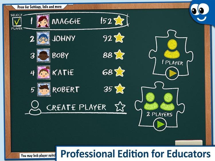 Kids' Jigsaw Puzzles Pro screenshot-4