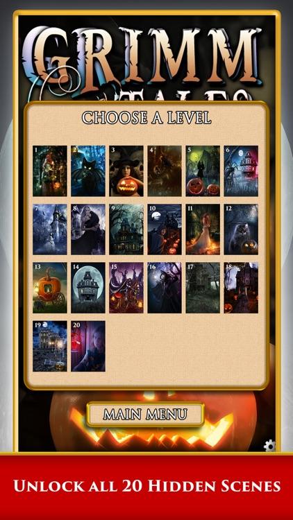 Hidden Scenes - Grimm Tales screenshot-4