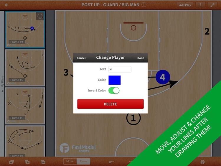 FastDraw Basketball Pro