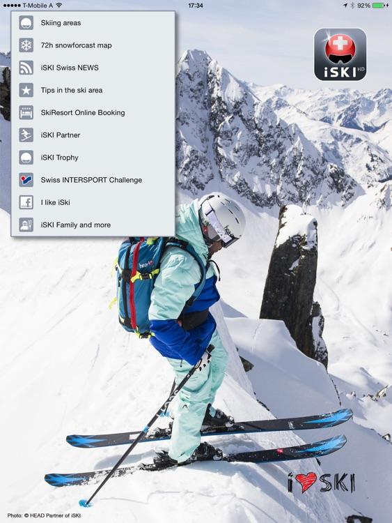 iSki Swiss HD
