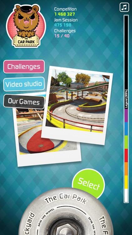 Touchgrind Skate 2 screenshot-3