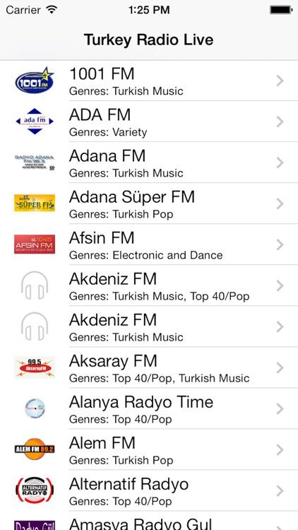 Super fm radio turk