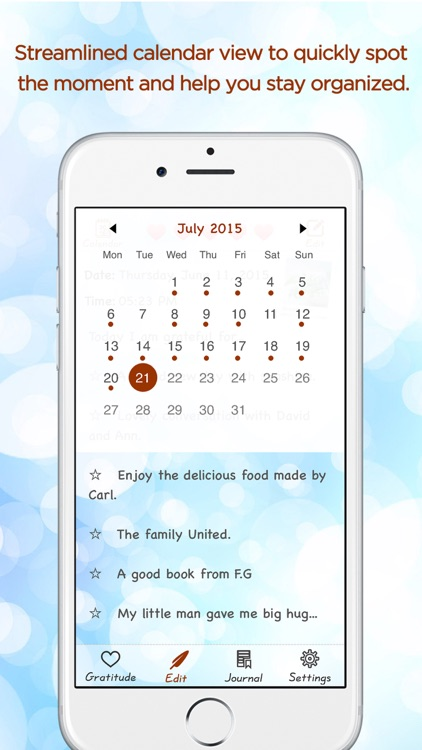 Gratitude Journal - The Life-changing App screenshot-3