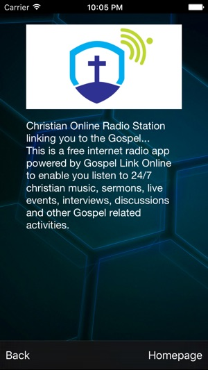 Gospel Link Radio on the App Store