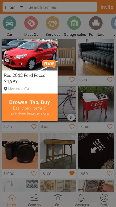 5miles: Buy and Sell Locally for Windows