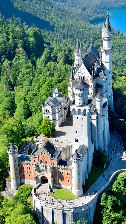 VR Castle Neuschwanstein local use Virtual Reality