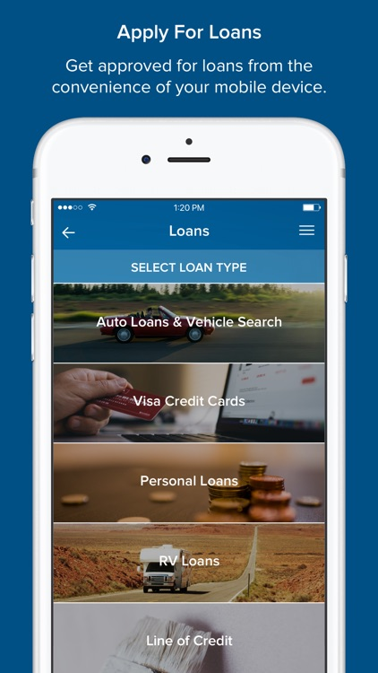 America First Credit Union Mobile Banking screenshot-3