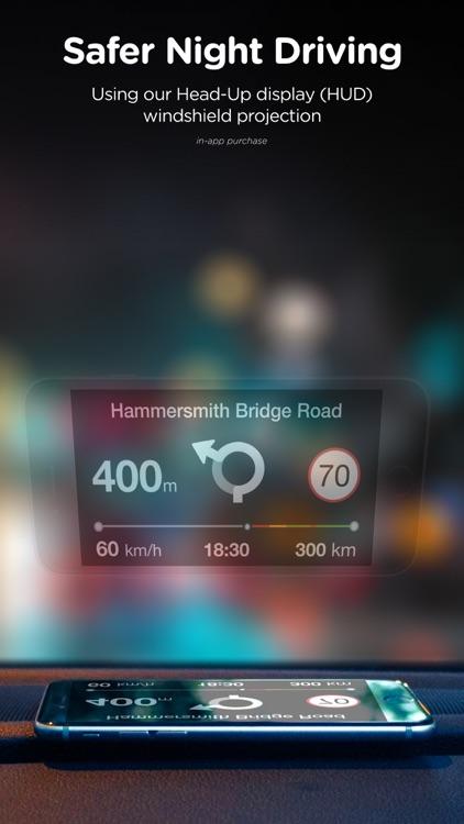 Navmii GPS Finland: Offline Navigation and Traffic screenshot-4
