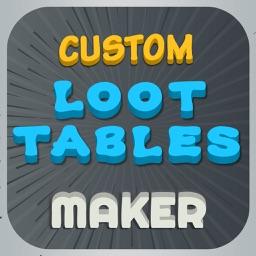 Custom Loot Tables+ Editor For Minecraft PC