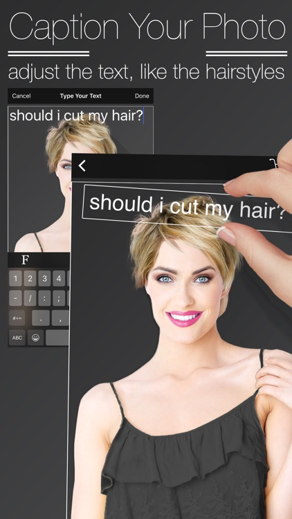 Women's Hairstyles - Try on a new style screenshot-3