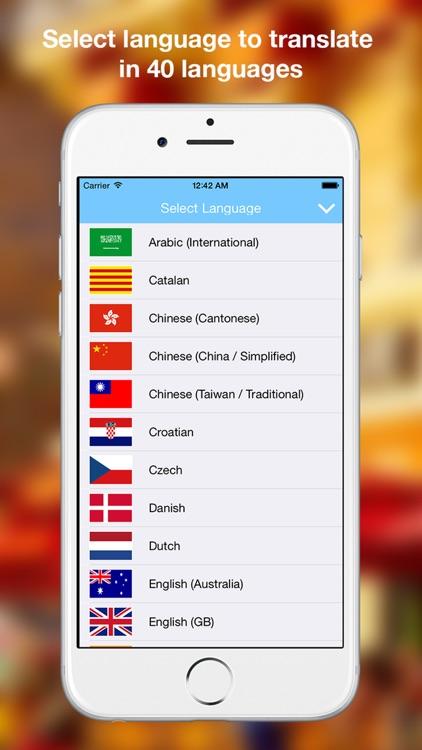 Voice Translator Live screenshot-4