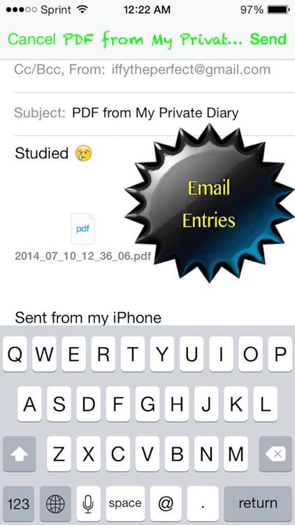 iDear Diary screenshot-3