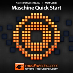Course For NI Maschine Quick Start