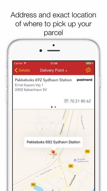 Trackbox Deliveries screenshot-0