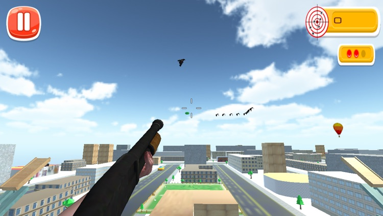 VR Skeet Shooting 3D : Shooting Game for VR Glasse screenshot-3
