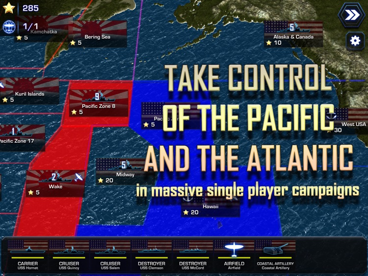 Battle Fleet 2 screenshot-4
