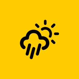 Weather Stickers Black