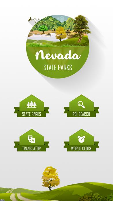 Screenshot #2 pour Nevada State Parks