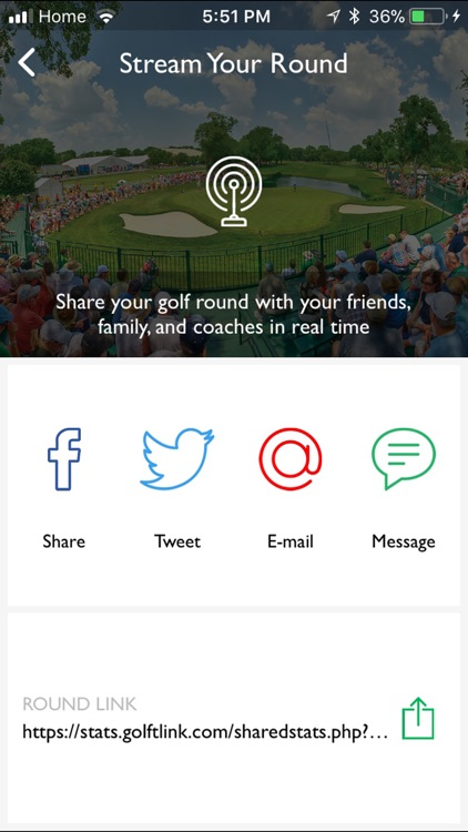 TLink Golf screenshot-4