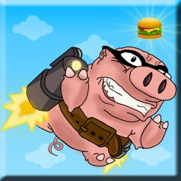 Piggies Gang - The Super Hungry Flying Pigs Voyage