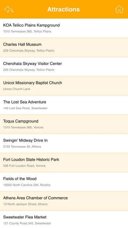 USA Tourist Attractions screenshot-4