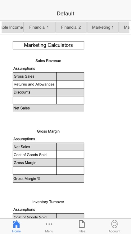 Business Income screenshot-3