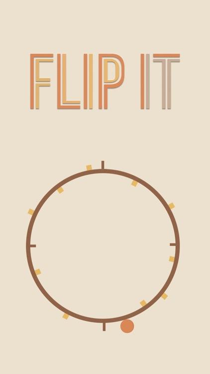 Flip It - Endless Ball Switch screenshot-0