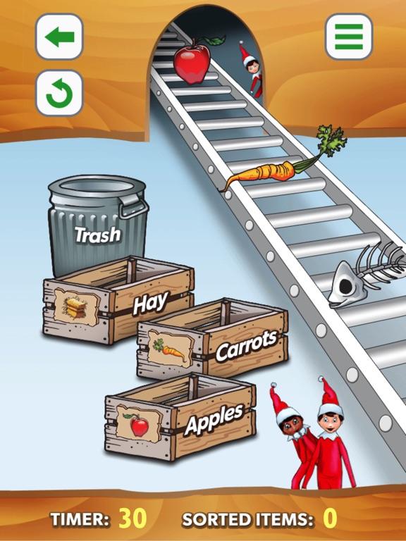 Screenshot #4 for Elf Pets® Virtual Reindeer