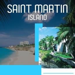 Saint Martin Island Tourist Guide