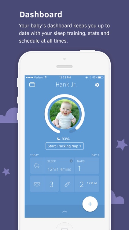 Cradle - Baby Sleep Trainer screenshot-0