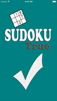 Sudoku True iphone images