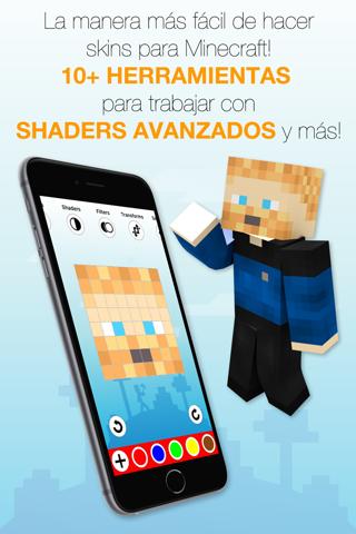 Best Skins Creator Pro - for Minecraft PE & PC screenshot 2