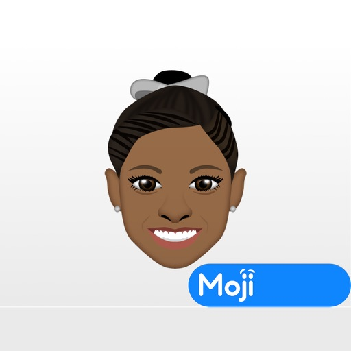 Simone Biles ™ by Moji Stickers