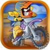 極端なダートバイクモトクロスレース - 楽しいダウンヒルチェイスダッシュマニア