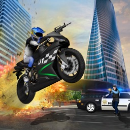 Mad Street Crime City Simulator 3D: Car Chase Game