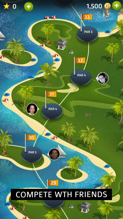 Pro Feel Golf screenshot-4