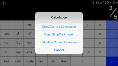 Calculator+ - Standard & Scientific Calculator Screenshots