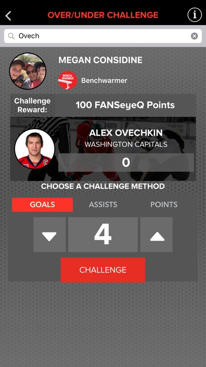 FANSeye - hockey player opinions + ratings + stats