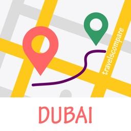 Dubai City Guide - travel guide with maps