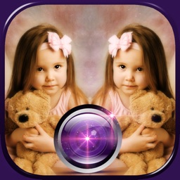 Photo Mirror Effects – Make Reflection Split Pic.s With Collage Jointer Clone Cam