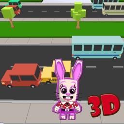 Cross Road City 3D