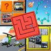 Kids Cars and Trucks Logic Memory Puzzles - Espace Pty Ltd