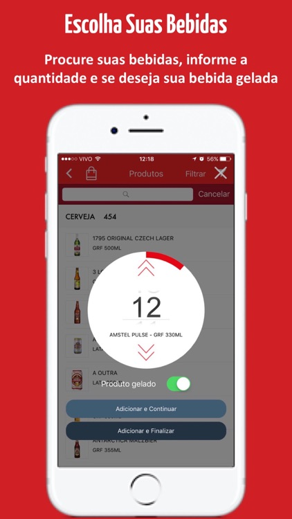 Rapidili – Delivery de Bebidas screenshot-0