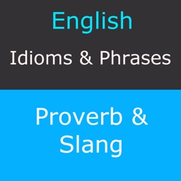 English Idioms And Phrases - Free