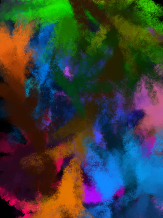 ‎Fingerpaint Magic II Screenshot
