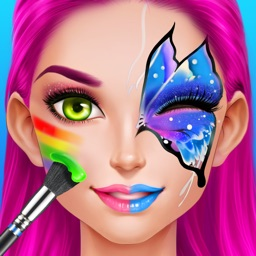 Face Paint Party! Girl Makeup and Beauty SPA Salon