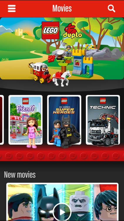 LEGO® TV screenshot-2