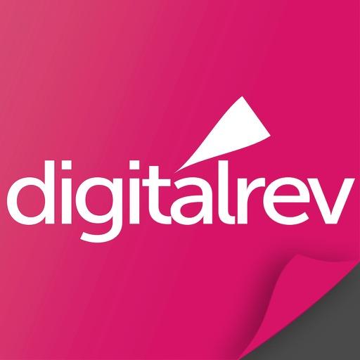 DigitalRev Stickers