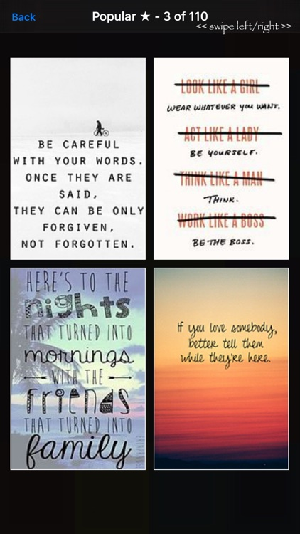 "Quotes"" - Inspirational Sayings and Wallpapers"